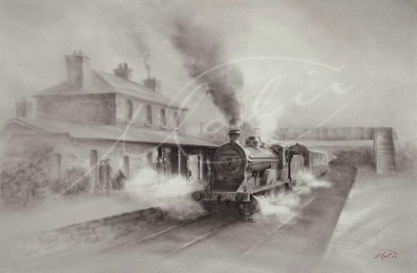 The Last Steam Train